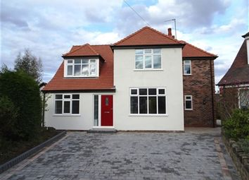 Thumbnail 4 bed property to rent in Teesdale Avenue, Urmston, Manchester