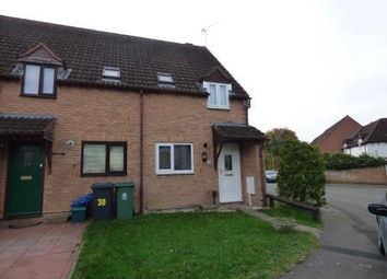 Thumbnail 2 bed end terrace house to rent in Lanham Gardens, Quedgeley, Gloucester
