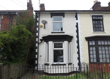 Thumbnail 2 bed semi-detached house to rent in Salisbury Road, Ipswich