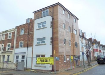 Thumbnail 2 bed flat for sale in Walton Road, Folkestone
