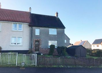 Thumbnail 3 bed terraced house for sale in Calderigg Place, Airdrie