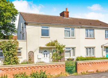 Thumbnail 3 bedroom semi-detached house for sale in Kingsley Road, Mablethorpe
