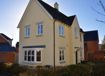 Thumbnail 3 bed detached house for sale in Hyde Park, Lords Way, Andover