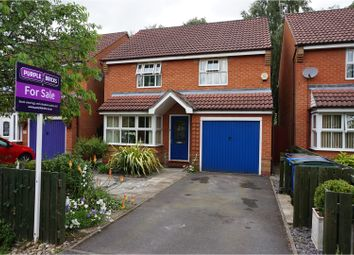 Thumbnail 3 bed detached house for sale in Pintail Avenue, Stockport