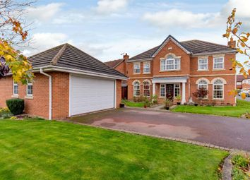 5 bed detached house for sale in Bramblewick Drive, Littleover, Derby, Derbyshire DE23