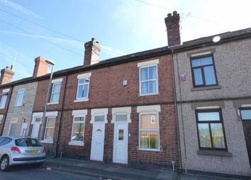 Thumbnail 2 bedroom terraced house for sale in Standard Street, Fenton, Stoke-On-Trent