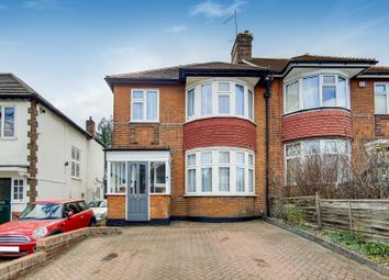 Church Hill, London N21. 3 bed semi-detached house for sale