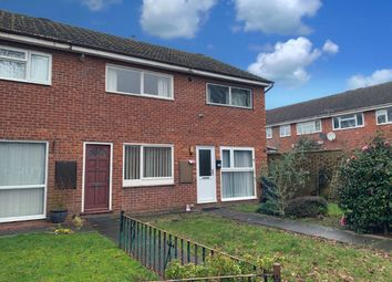 Thumbnail 2 bed terraced house for sale in Haston Close, Hereford