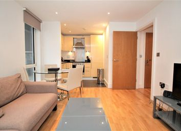 Thumbnail 1 bedroom flat to rent in Indescon, 35 Indescon Square, Canary Wharf
