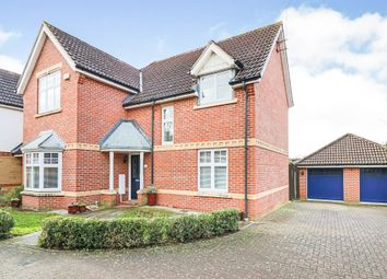 4 bed detached house for sale in Spencer Close, Billericay CM12