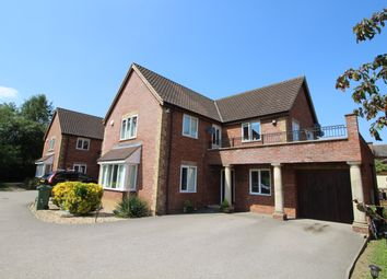Thumbnail 4 bed detached house to rent in Brewster Close, Medbourne, Milton Keynes