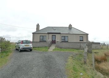 Thumbnail 3 bed detached bungalow for sale in Isle Of Lewis, Lower Shader, Isle Of Lewis, Western Isles