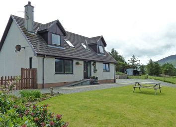 Thumbnail 5 bed detached house for sale in Stenscholl, Staffin, Portree