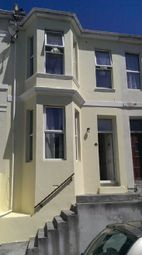 Thumbnail 5 bed town house to rent in Ashford Road, Mutley, Plymouth