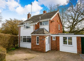 Thumbnail 4 bedroom detached house for sale in Shellcroft, Colne Engaine, Colchester