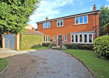 Thumbnail 4 bed detached house for sale in Main Street, Oxton, Southwell