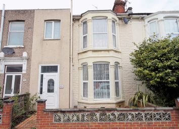 Thumbnail 4 bedroom terraced house for sale in Chichester Road, Portsmouth
