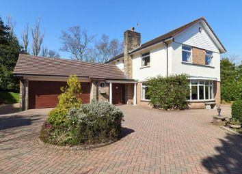 Thumbnail 4 bed detached house for sale in Clay Lake, Endon, Staffordshire