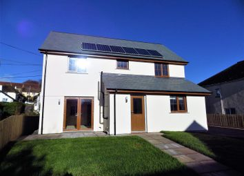 Thumbnail 3 bedroom detached house to rent in Exeter Road, Winkleigh
