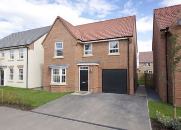 "Thumbnail 4 bed detached house for sale in ""Millford"" at Hurst Lane, Auckley, Doncaster"