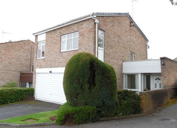 Thumbnail 3 bed detached house to rent in Eddison Walk, Adel, Leeds