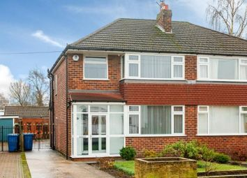 Thumbnail 3 bedroom semi-detached house for sale in Hulme Hall Road, Cheadle Hulme, Cheadle, Greater Manchester