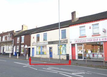 Thumbnail Retail premises for sale in Werrington Road, Bucknall, Stoke-On-Trent