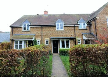 Thumbnail 2 bed terraced house to rent in Long Wall Close, Adderbury, Banbury