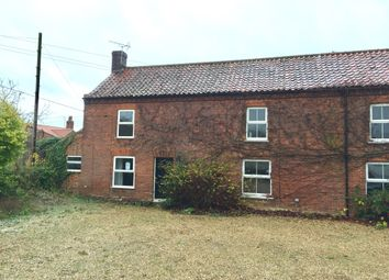 Thumbnail 2 bedroom cottage for sale in London Street, Whissonsett, Dereham