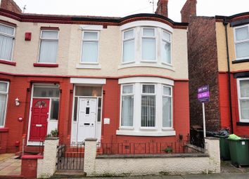 Thumbnail 3 bed semi-detached house for sale in Woodsorrel Road, Birkenhead
