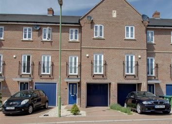 Thumbnail 4 bed town house for sale in Albanwood, Watford