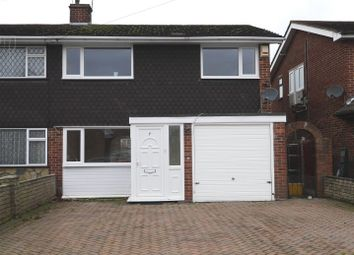 Thumbnail 3 bed semi-detached house to rent in Oak Walk, Benfleet
