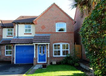 Thumbnail 3 bed semi-detached house for sale in Everdene Close, Ferndown