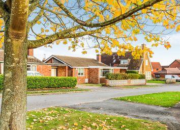 Thumbnail 3 bed detached bungalow for sale in Norfolk Crescent, Framlingham, Woodbridge