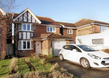 Thumbnail 3 bed detached house for sale in David Newberry Drive, Lee On The Solent