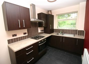 Thumbnail 1 bed flat to rent in The Poplars, Church Street, Golborne