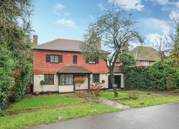 Thumbnail 4 bed detached house for sale in Chess Hill, Loudwater, Rickmansworth