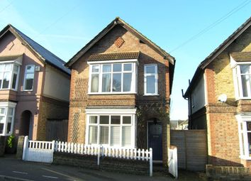 Thumbnail 3 bed detached house for sale in Bendysh Road, Bushey