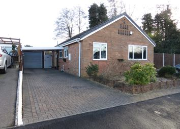 Thumbnail 2 bed detached bungalow for sale in Allard, Tamworth