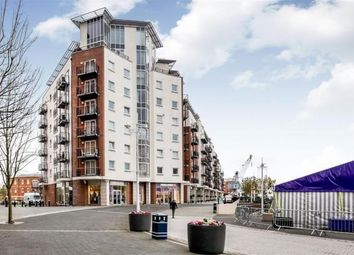 Thumbnail 2 bedroom flat to rent in Centurion Court, Gunwharf Quays, Portsmouth