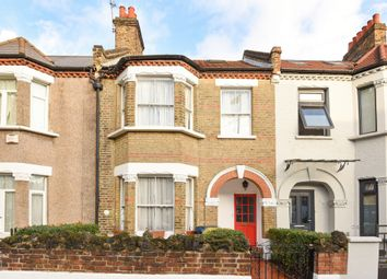 Thumbnail 3 bed terraced house for sale in Acton Lane, Chiswick