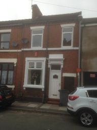 Thumbnail 3 bed terraced house to rent in Jefferson Street, Stoke-On-Trent