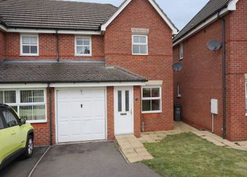 Thumbnail 3 bed semi-detached house for sale in Onsetter Road, Berryhill, Stoke-On-Trent, Staffordshire