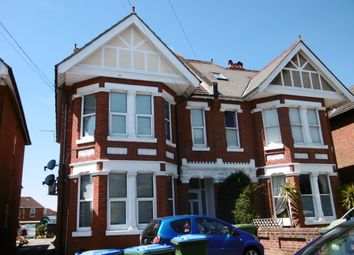 Thumbnail 1 bed flat to rent in Thornbury Avenue, Shirley, Southampton