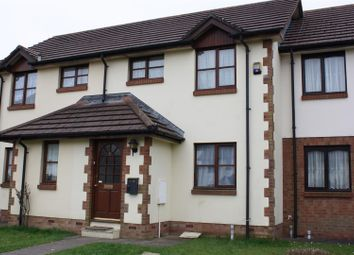Thumbnail 2 bedroom terraced house to rent in Meadow Park, Roundswell, Barnstaple