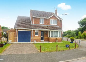 Thumbnail 3 bed detached house for sale in Goldfinch Way, Watton, Thetford