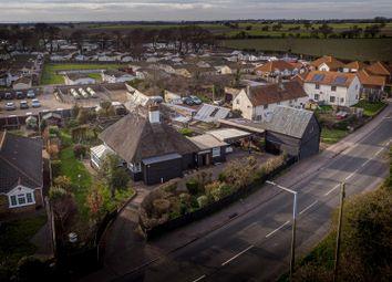 Oak Bungalow, Jaywick Lane, Clacton-On-Sea CO16. 3 bed detached bungalow for sale