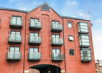 Thumbnail 1 bed flat for sale in Handbridge Square, Chester