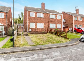Thumbnail 3 bed property to rent in Old School Close, Doe Lea, Chesterfield