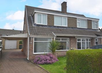 Thumbnail 3 bed semi-detached house to rent in Birch Hill, Newport